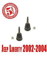 Brand New Front Left and Right Lower Ball Joints for Jeep Liberty 2002-2004