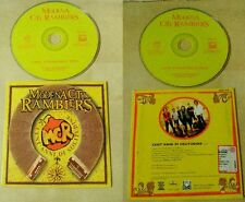 "MODENA CITY RAMBLERS ""CENT'ANNI DI SOLITUDINE"" CD PROMO 1997 POLYGRAM ITA"