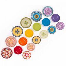 Piatti da cucina multicolore earthenware | Acquisti Online ...