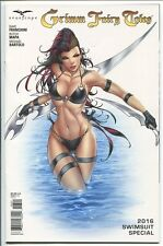 GRIMM FAIRY TALES SWIMSUIT 2016 COVER B TYNDALL ZENESCOPE NM-