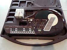 Suzuki Q-Chord QC-1 Digital Guitar Keyboard EXC Condition w/ Carrier Case