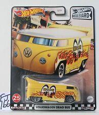 Mattel Hot Wheels Boulevard Car 25 VOLKSWAGEN Drag Bus