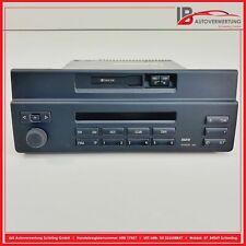 BMW 5 (E39) 520I Cassetten-Radio Autoradio 8360749 BE3250 V5168763 BECKER