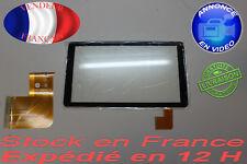 vitre ecran pour tablette Qilive Q 8 10 '' noire YJ247/248 FPC V2 ecran  tactile