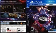 PS4 PlayStation VR Worlds Virtual Reality Game Mature 17+VR AND CAMERAS REQUIRED