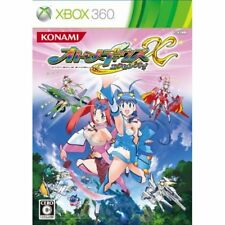 New Xbox360 Otomedius Excellent Japan Import