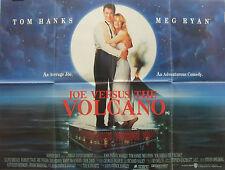 Tom Hanks  JOE VERSUS THE VOLCANO(1990)  UK cinema poster