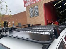 SUITS FOR FORD RANGER PX1 , PX2 HEAVY DUTY STEEL ROOF CAGE TRADESMAN ROOF CAGE