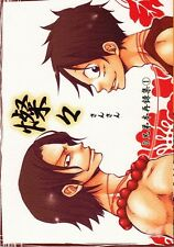 One Piece BL Doujinshi Dojinshi Comic Ace x Luffy Shanks Brilliant: D Brothers C