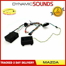 CTSMZ013.2 Controles Del Volante Adaptador para Mazda BT-50 (2012>)