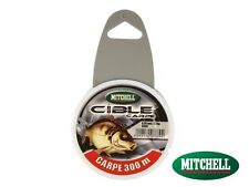 Nylon Mitchell Cible Carpe 0.35mm 7.700kg 300m