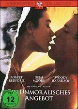 Ein unmoralisches Angebot - Robert Redford Demi Moore # DVD * NEU * OVP