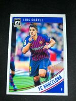 2018-19 Panini Donruss Optic Soccer Luis Suarez FC Barcelona Atletico Madrid #2