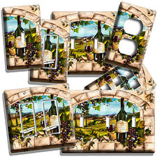 Tuscan Kitchen Decor In Electrical Switch Plates Outlet Covers Ebay