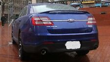 PAINTED ANY COLOR FORD TAURUS SHO FACTORY STYLE SPOILER 2013-2015