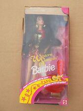 Western Stampin Barbie Doll Tara Lynn