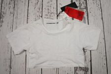 NEW ALEXANDER WANG H&M TANK TOP WOMEN SHIRT WHITE SIZE XS S M