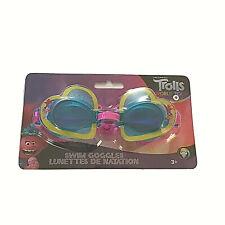 NEW! Trolls World Tour  Swim Goggles Age 3+