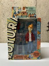 TOYNAMI FRY FUTURAMA SERIES 1 NEW CASE ACTION FIGURE Build Robot Devil Part !