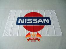 NISSAN FLAG 3x5FT 90x150CM