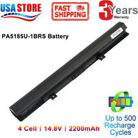 PA5185U-1BRS Battery for Toshiba Satellite 15.6'' C50 C55 L55 PA5186U-1BRS