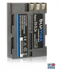 Blumax Li-Ion Batería 3.7V 1650mAh Para Nikon EN-EL3E D700 D300 D80 D90 D50 HQ