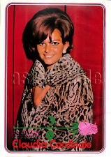 1967, Claudia Cardinale / David McCallum Japan Vintage Clippings 1sc3