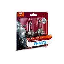 2 PCS Philips Headlight Bulb For Audi A3 Mercedes-Benz C350 Low Beam Lamp