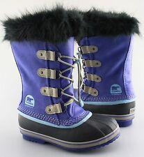Women's SOREL 'Joan of Arctic' Purple Suede Boots US 5