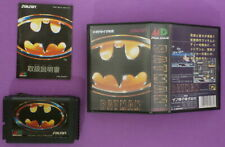 Batman (Sega Mega Drive, 1990) Japan Import with Box and Manual