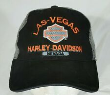Las Vegas Harley Davidson Strapback Hat Cap trucker hat official