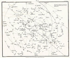 Astronomy Celestial Atlas Jamieson 1822 Plate-29 Art Paper or Canvas Print