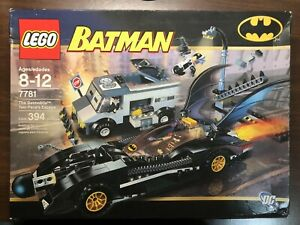 LEGO 7781 Batman Two-Face's Escape Brand New Unopened Box
