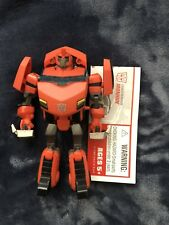 Transformers Animated Ironhide 100% Complete