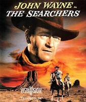 The Searchers (1956 John Wayne) BLU-RAY NEW