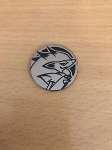 Pokemon Zoroark Silver Coin Official