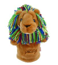 Daphne's John Daly Lion Driver Headcover-New!