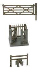 Peco LK-86 - Nuevo Out - Plástico Gates & Stiles Kit '00' Escala