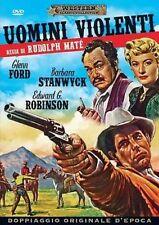 Dvd UOMINI VIOLENTI  (1955)  Western** A&R Productions ** .....NUOVO