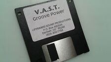 KURZWEIL ~ K2000 V.A.S.T.GROOVE POWER Floppy Disk, Includes 100 Programs!!!
