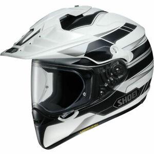 Shoei Hornet ADV Navigate TC6 TC-6 Adventure Touring Trail Motorcycle Helmet