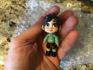 "Disney Store Vanellope Figure Doll Ralph Breaks The Internet 3"" #2"