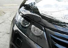 Head Eyebrow Eyeline PAINTED UD Clear White 2p For 11 12 13 14 Kia Sorento