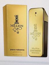 ONE1 MILLION By PACO RABANNE Cologne for Men 3.4 OZ 100 ML EDT Spray NEW IN BOX