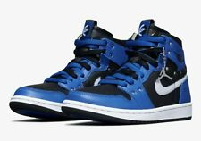 Air Jordan High 1 Zoom Sisterhood (W)  DS Game Royal/Black-White Size 7W/5.5M