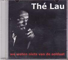 The Lau-We Weten Niets Van De Soldaat Promo cds single