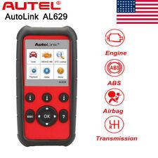 AUTEL Autolink AL629 ABS Airbag Engine Transmission OBD2 Diagnostic Scanner Tool