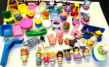 Fun Collection Fisher Price & Other Vehicles,People,Animals & Accessories*70 pcs