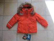 veste blouson  ski poivre blanc  neuve avec étiquettes taille 4 ans