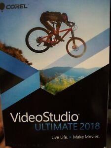 Corel VideoStudio Ultimate 2018 for Windows